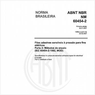 NBRNM60454-2 de 01/2007