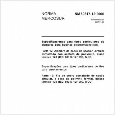 NM60317-12 de 01/2007