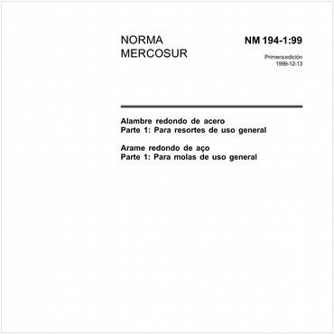 NM60317-13 de 01/2007
