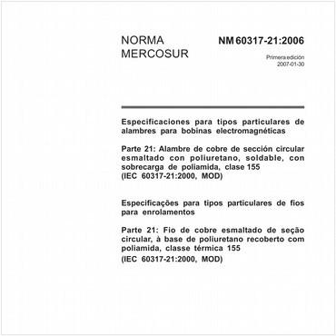 NM60317-21 de 01/2007
