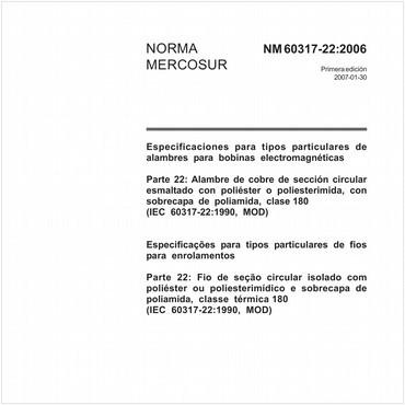 NM60317-22 de 01/2007