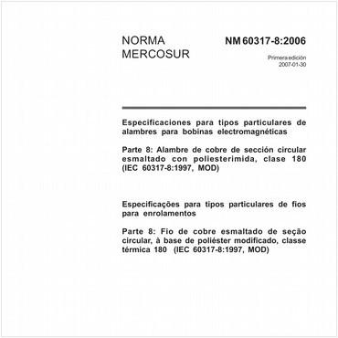 NM60317-8 de 01/2007