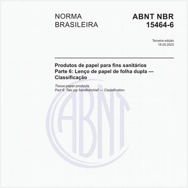 NBR15464-6 de 02/2007