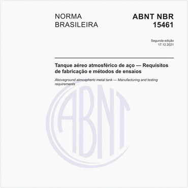 NBR15461 de 03/2007