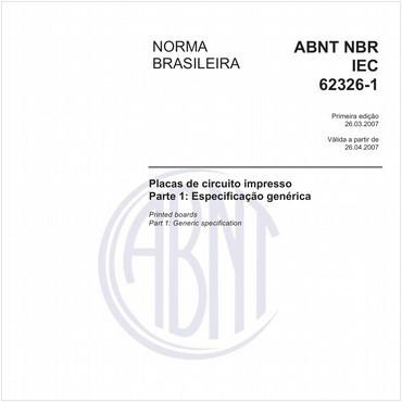 NBRIEC62326-1 de 03/2007