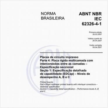 NBRIEC62326-4-1 de 03/2007