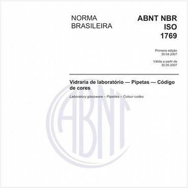 NBRISO1769 de 04/2007