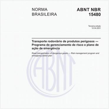 NBR15480 de 02/2018