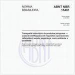 NBR15481