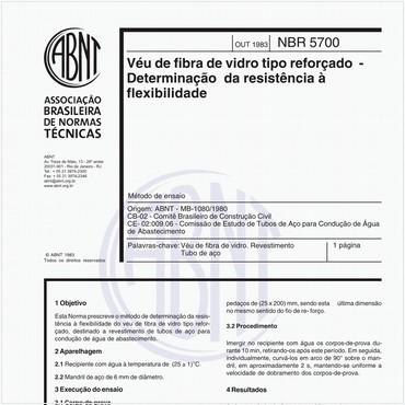 NBR5700 de 10/1983