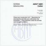 NBR15494