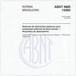 NBR15465