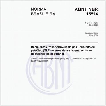 NBR15514 de 08/2020