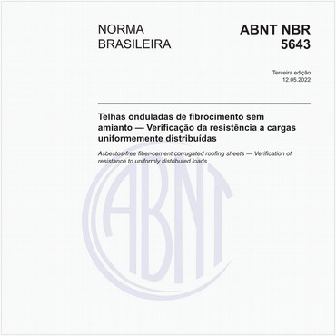 NBR5643 de 09/2012