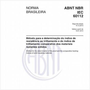 NBRIEC60112 de 12/2013