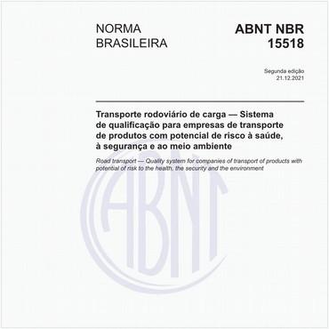 NBR15518 de 08/2007