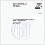 ABNT IEC/TS62282-1 de 06/2018