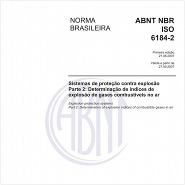 NBRISO6184-2 de 08/2007