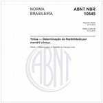 NBR10545