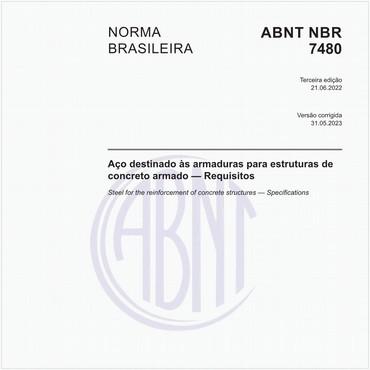 NBR7480 de 09/2007