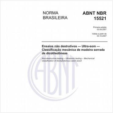 NBR15521 de 09/2007