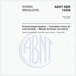 NBR15499