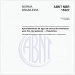 NBR15527