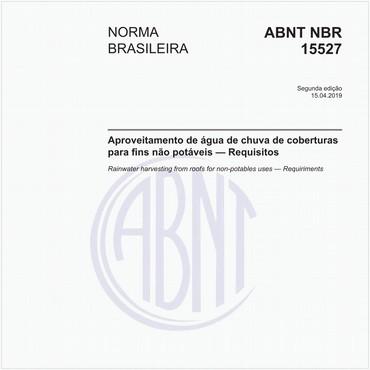 NBR15527 de 04/2019