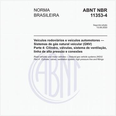 NBR11353-4 de 08/2020