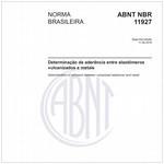 NBR11927