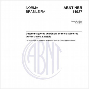 NBR11927 de 08/2016
