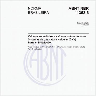 NBR11353-6 de 08/2020