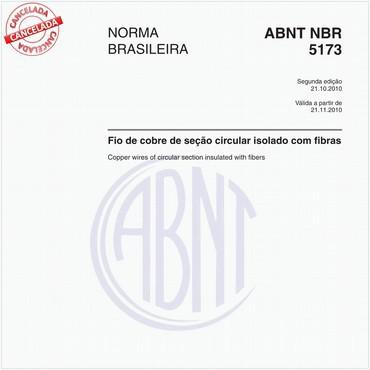 NBR5173 de 10/2010