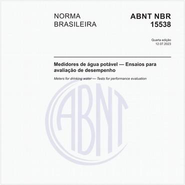 NBR15538 de 04/2014