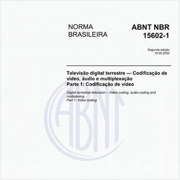 NBR15602-1 de 11/2007