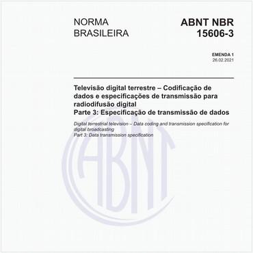 NBR15606-3 de 10/2018