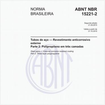 NBR15221-2 de 09/2015