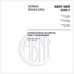 NBR5356-1