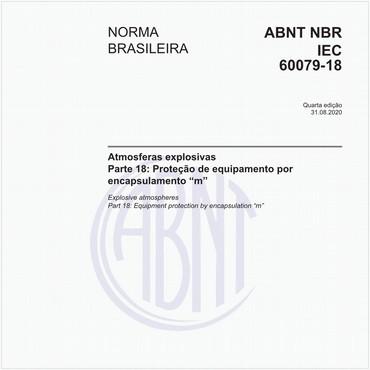 NBRIEC60079-18 de 07/2016