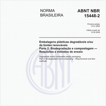 NBR15448-2 de 01/2008