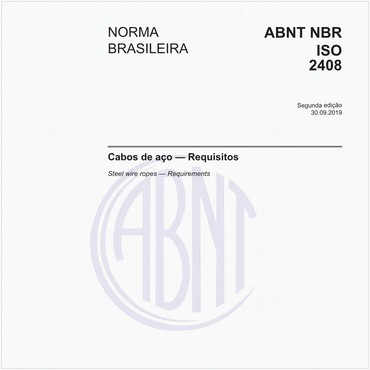 NBRISO2408 de 09/2019