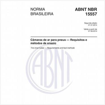 NBR15557 de 07/2014