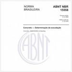 NBR15558