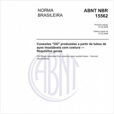 NBR15562 de 02/2008