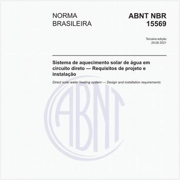 NBR15569 de 02/2008
