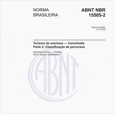 NBR15505-2 de 07/2019