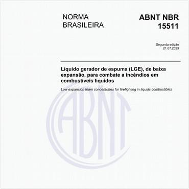 NBR15511 de 02/2008