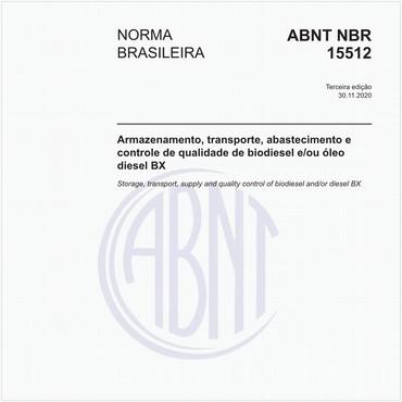 NBR15512 de 08/2014