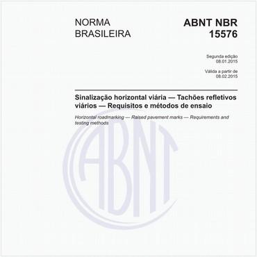 NBR15576 de 01/2015