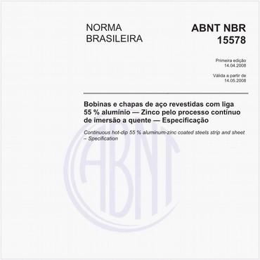 NBR15578 de 04/2008